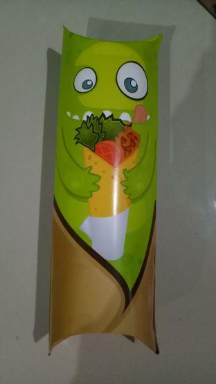 Foto 3 - Makanan di Kebab Monster oleh maysfood journal.blogspot.com Maygreen