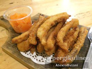 Foto 2 - Makanan(Pisang Fries + Kaya) di Pisang Kopi Molek oleh @gakenyangkenyang - AlexiaOviani
