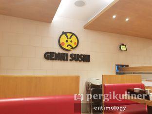 Foto 4 - Interior di Genki Sushi oleh EATIMOLOGY Rafika & Alfin