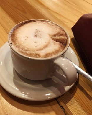 Foto 1 - Makanan(Hot chocolate) di Kaffe Imm - Manual Brewing Coffee oleh Claudia @claudisfoodjournal