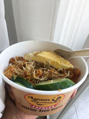 Foto review Ayam Keprabon Express oleh RI 347 | Rihana & Ismail 2