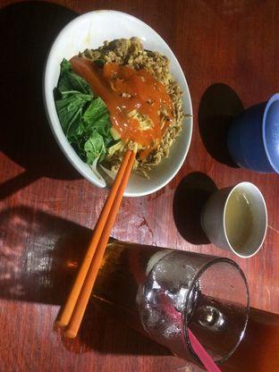 Foto review Bakso Mie Ayam Ceker Podomoro Plus oleh Abay ~ 1