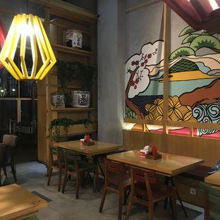 Foto 4 - Interior di Gyu Jin Teppan oleh Della Ayu