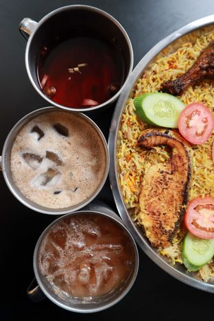 Foto 1 - Makanan di Kebuli Ijab Qabul oleh @christianlyonal