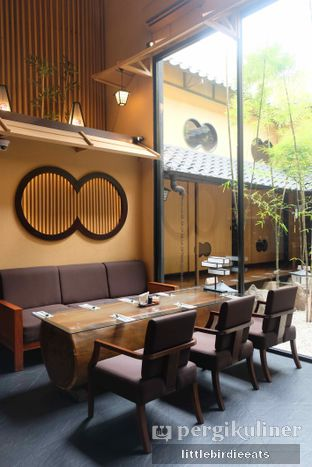 Foto 6 - Interior di Okuzono Japanese Dining oleh EATBITESNAP // Tiffany Putri