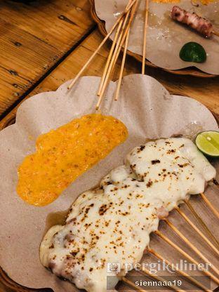 Foto 5 - Makanan(Sate Taichan Mozzarella) di Ropang Plus Plus oleh Sienna Paramitha