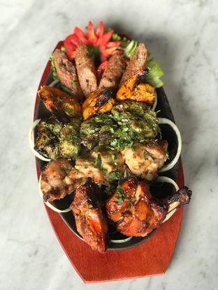 Foto 22 - Makanan(Royal Kebab Sampler) di Bambaiya oleh Levina JV (IG : levina_eat )