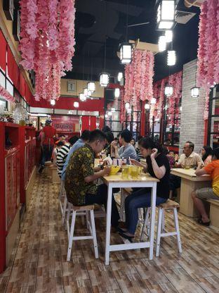 Foto review Universal Noodle Ichiro Ramen Market oleh om doyanjajan 4