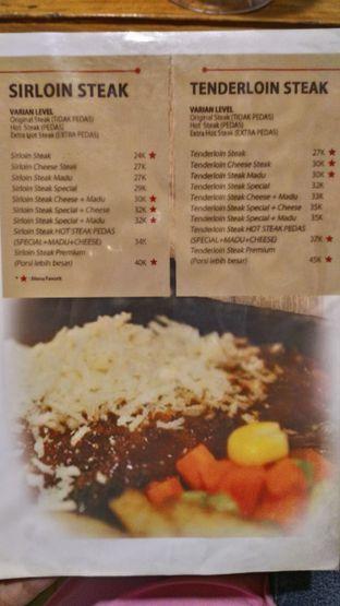 Foto review Hot Steak Pedas oleh Oryza Sativa 2