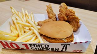 Foto review KFC oleh Tristo  1