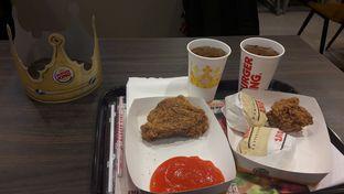 Foto - Makanan di Burger King oleh Dzuhrisyah Achadiah Yuniestiaty