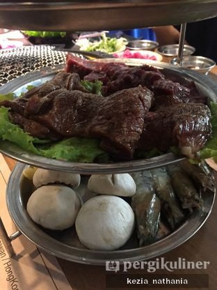Foto 2 - Makanan di Magal Korean BBQ oleh Kezia Nathania
