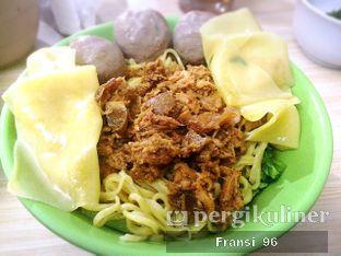Foto 4 - Makanan di Bakmie BBT oleh Fransiscus