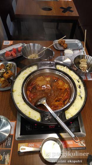 Foto 1 - Makanan di Dookki oleh Desriani Ekaputri (@rian_ry)