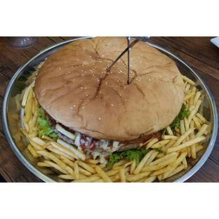 Foto 1 - Makanan(sanitize(image.caption)) di Dino Burger & Rice Steak oleh Jenny (@cici.adek.kuliner)