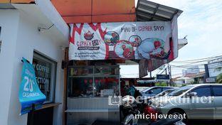 Foto 3 - Eksterior di Geprek SAy By Shandy Aulia oleh Mich Love Eat