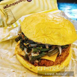 Foto - Makanan(Hello Yellow Chicken Pecel) di Gode Burger oleh Saepul Hidayat