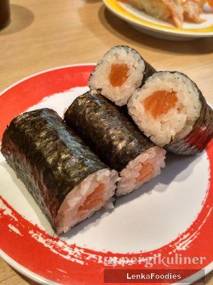 Foto review Genki Sushi oleh LenkaFoodies (Lenny Kartika) 1