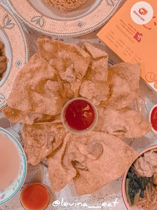 Foto 8 - Makanan di Bakmi GM oleh Levina JV (IG : levina_eat )