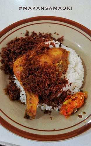 Foto review Bebek Goreng Bulak Kapal oleh @makansamaoki  1