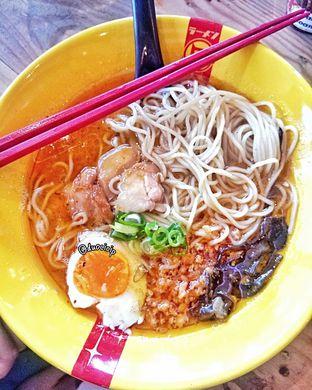 Foto review Universal Noodle Ichiro Ramen Market oleh duocicip  1