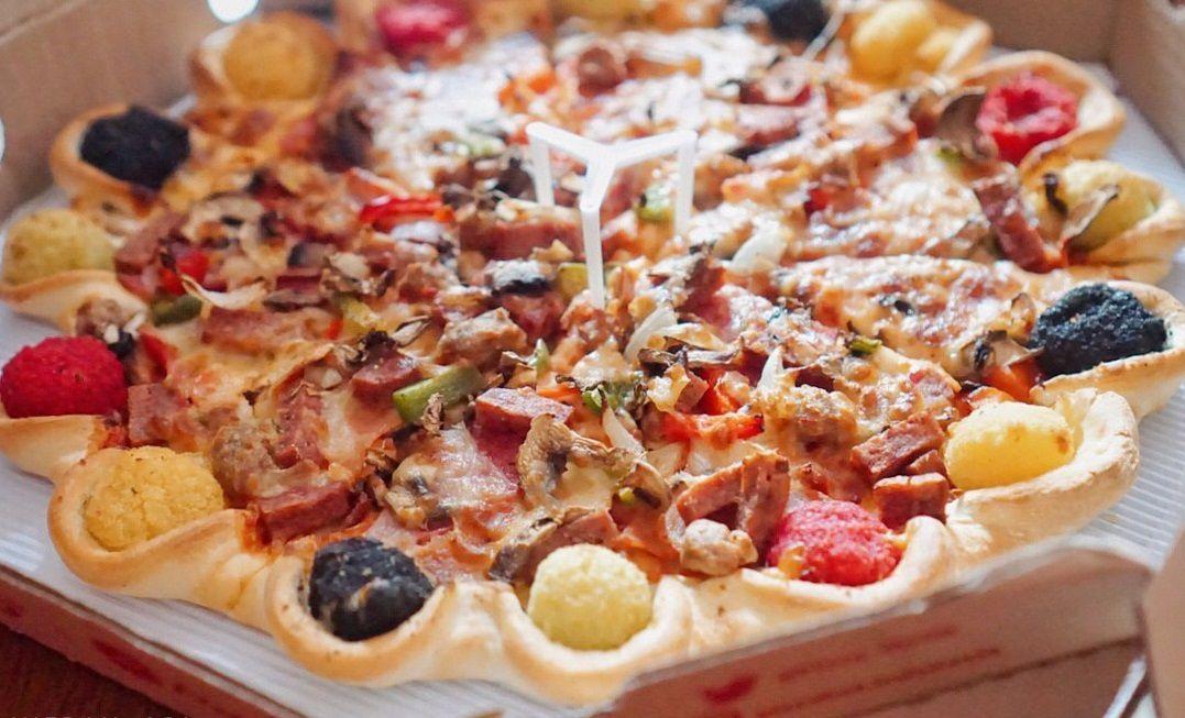 Pizza Hut, Riau, Bandung - Lengkap: Menu terbaru, jam buka & no telepon, alamat dengan peta