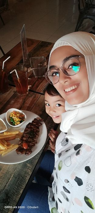 Foto - Makanan di Double U Steak by Chef Widhi oleh Dodie Ismail