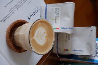 Foto review Socius Coffee House oleh yudistira ishak abrar 4