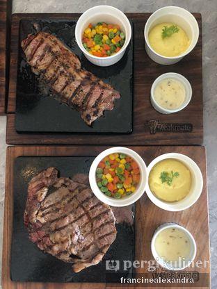 Foto 5 - Makanan di Steakmate oleh Francine Alexandra