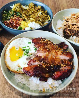 Foto 1 - Makanan di Rou Asian Meatery oleh @mamiclairedoyanmakan
