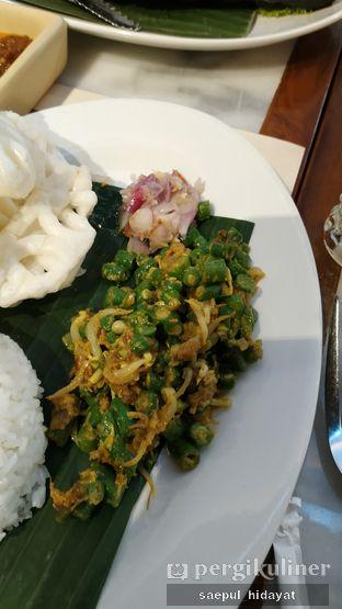 Foto 3 - Makanan(Lawar Bali) di Bebek Tepi Sawah oleh Saepul Hidayat