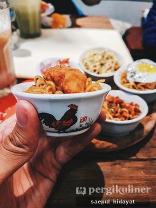 Foto - Makanan(Mie Kucing) di Bloom Coffee & Eatery oleh Saepul Hidayat