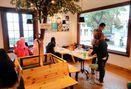 Foto Interior di Chingu Korean Fan Cafe