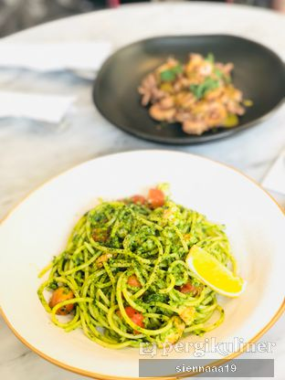 Foto 2 - Makanan(prawn and parsley pesto pasta) di Bebini Gelati oleh Sienna Paramitha