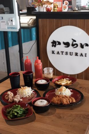 Foto 2 - Makanan di Katsurai oleh Eka Febriyani @yummyculinaryid