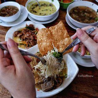 Foto 1 - Makanan di Kedai Soto Ibu Rahayu oleh Eric  @ericfoodreview