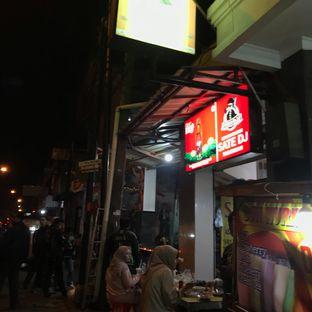 Foto 2 - Eksterior di Sate DJ oleh @makankudiary (by Tamy)