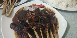 Foto 2 - Makanan di Sate Pak Rahmat oleh Devi Renat