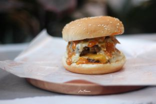 Foto review Burger Rex oleh Ana Farkhana 1