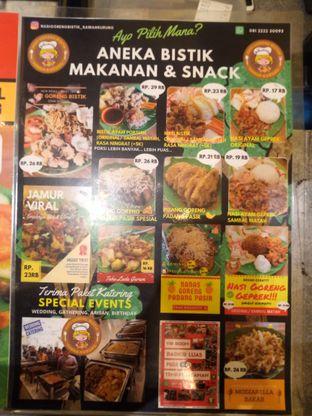 Foto 1 - Menu di Nasi Goreng Bistik Sawah Kurung oleh Chris Chan