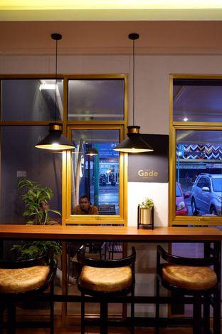 Foto 12 - Interior di The Gade Coffee & Gold oleh yudistira ishak abrar