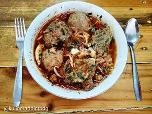 Foto 1 - Makanan di Bakso Ikah Asgar oleh doyan kopi