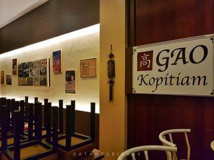 Foto review Gao Kopitiam oleh Eat and Leisure  1
