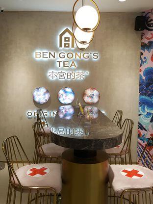 Foto 6 - Interior di Ben Gong's Tea oleh Stallone Tjia (@Stallonation)