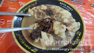 Foto 3 - Makanan di Soto Roxy H. Darwasa oleh Rineth Audry Piter Laper Terus