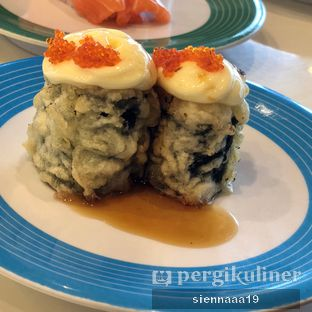 Foto 4 - Makanan(Fried Nori Roll With Teriyaki Sauce) di Sushi Go! oleh Sienna Paramitha