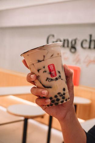 Foto review Gong cha oleh @Foodbuddies.id | Thyra Annisaa 1