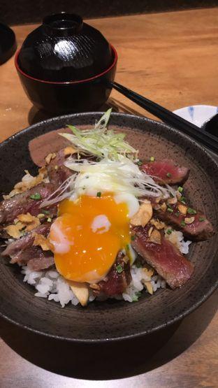 Foto 2 - Makanan(Truffle Gyudon) di Sushi Matsu - Hotel Cemara oleh Cindy Moeis