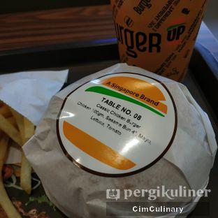 Foto 2 - Makanan di BurgerUP oleh MR Hakim