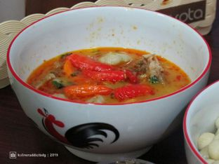 Foto 2 - Makanan di Baso Jewol Abah oleh Kuliner Addict Bandung